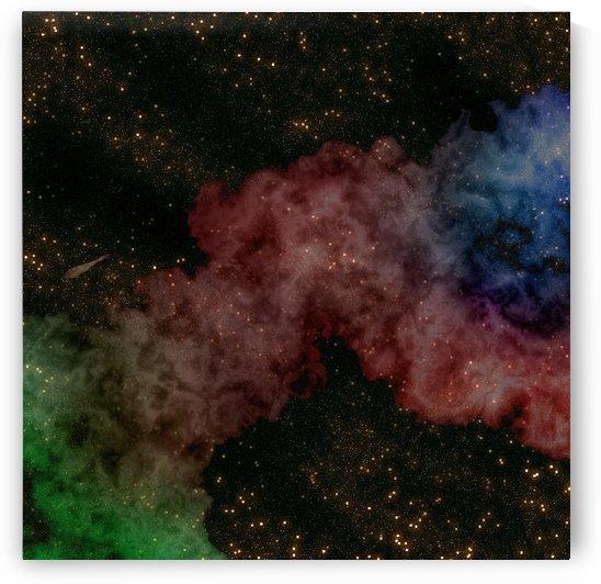 RGB Space by Alex Corkery