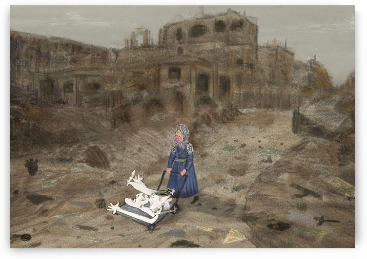 war by sajadrafeei