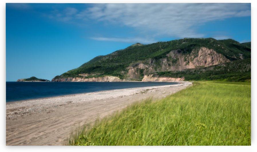 Petit Etang Beach Memories-2 by Michel Soucy