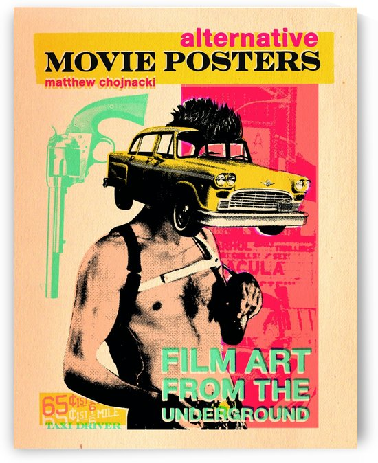 Film Art from the underground by VINTAGE POSTER