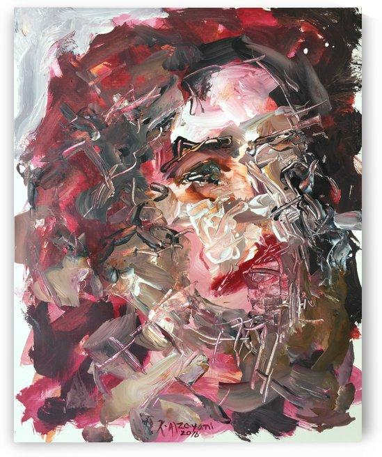 Poccina II by Khalid Alzayani