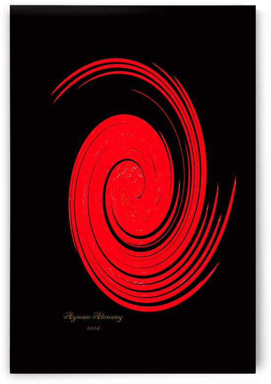 The whirl, W9.2B by Ayman Alenany