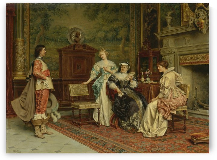 The introduction by Edouard Frederic Wilhelm Richter