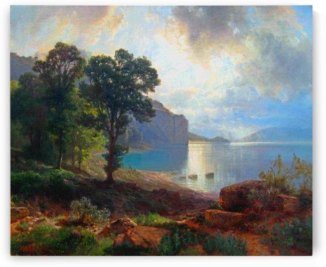 Walensee by Johann Gottfried Steffan
