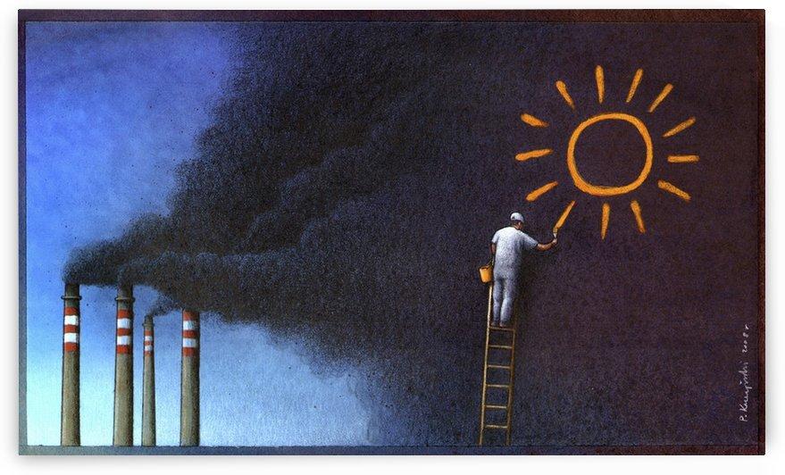 Sun by Pawel Kuczynski
