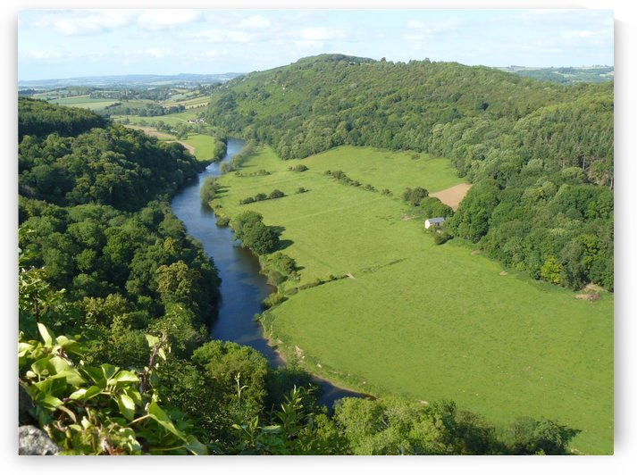 Symonds Yat view by Andy Jamieson