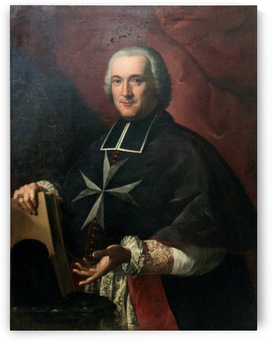Giovanni Domenico Mainardi by Antoine de Favray