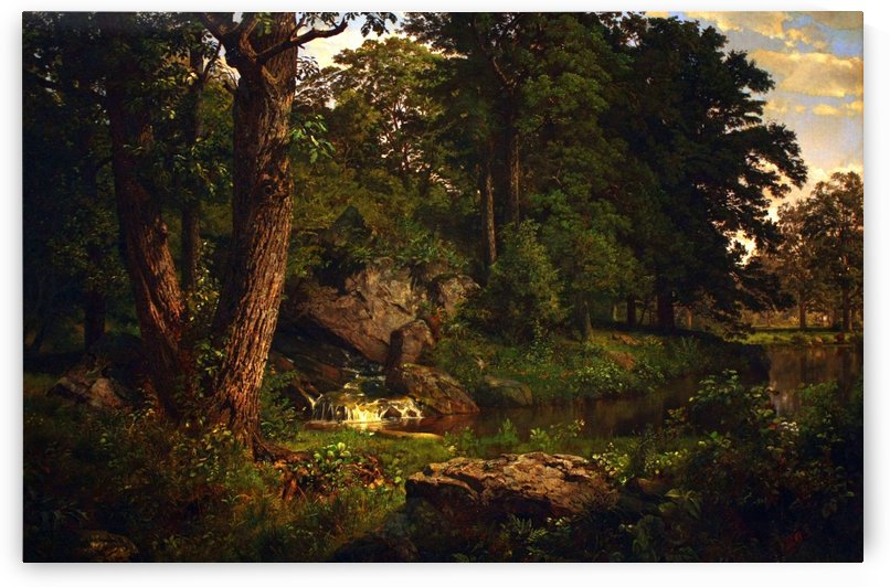 Landscape by William Trost Richards