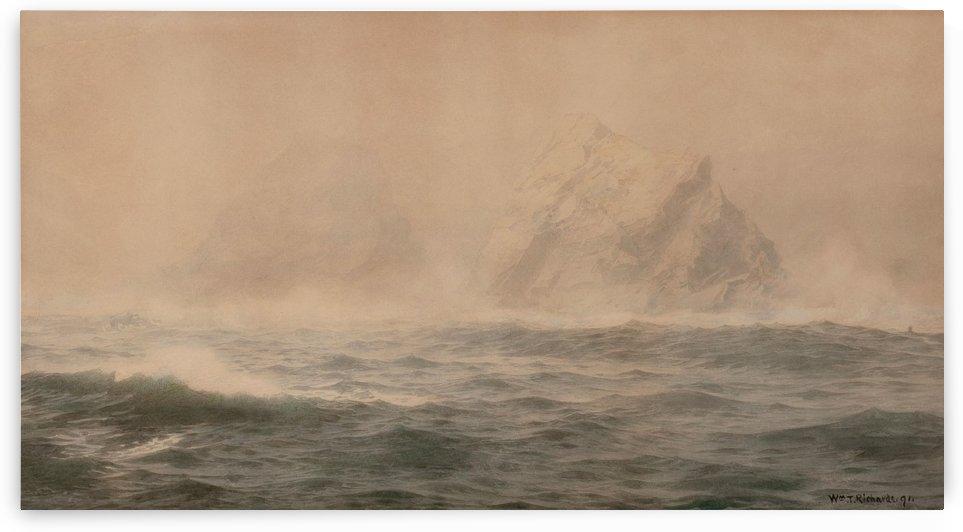 Foggy Day by William Trost Richards
