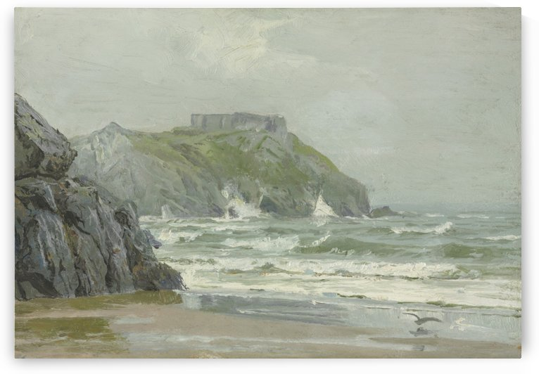 Tenby, Wales by William Trost Richards
