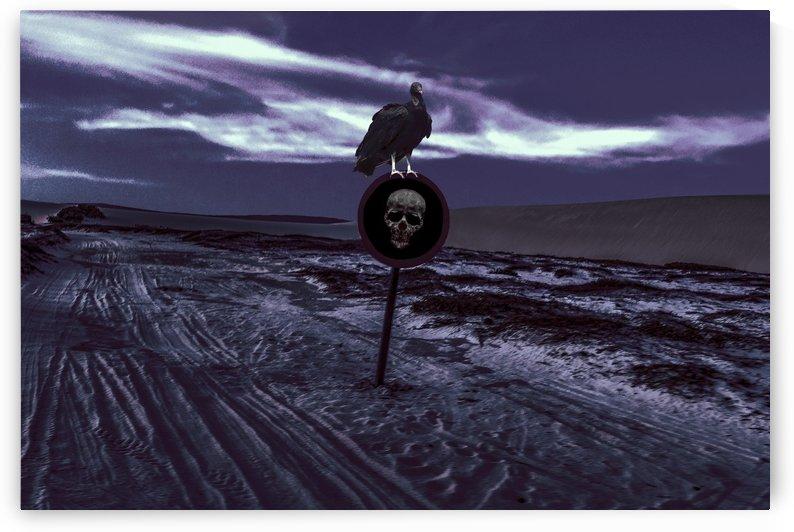 Death Road Dark Scene by Daniel Ferreia Leites Ciccarino