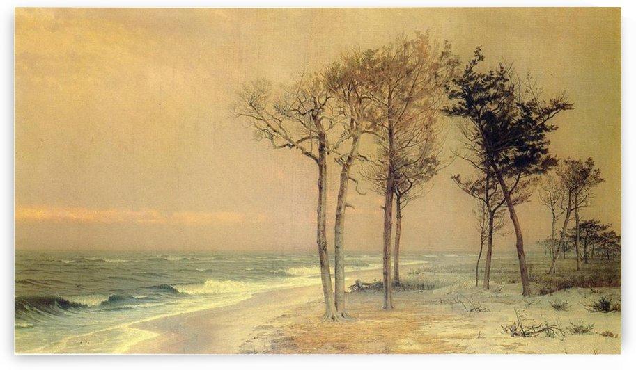 Coastal Landscape by William Trost Richards