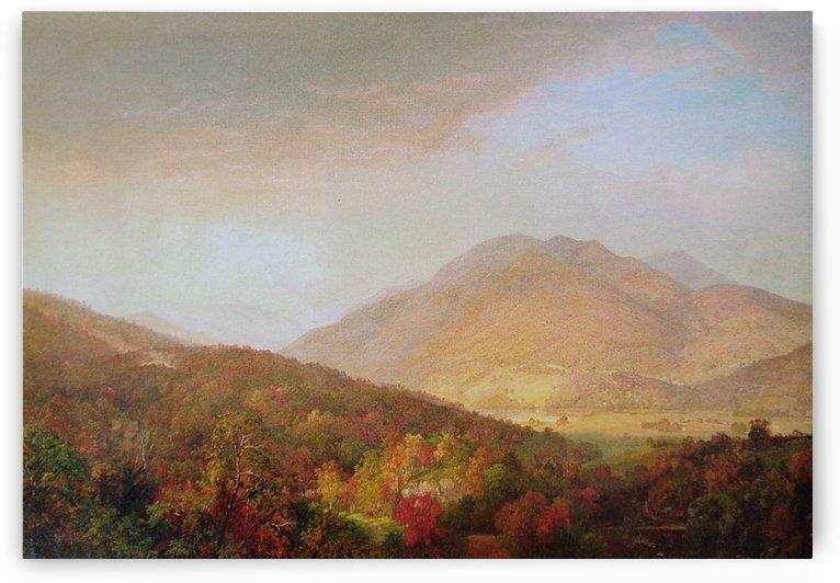 Adirondacks by William Trost Richards