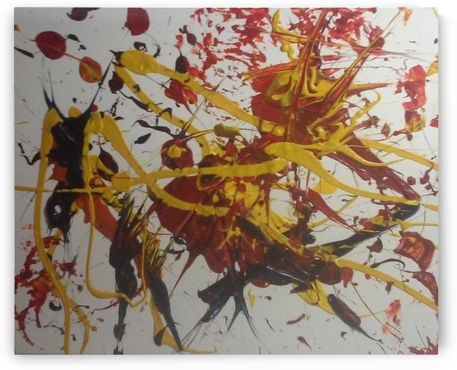 Movement 1 by Bradley Hallmark
