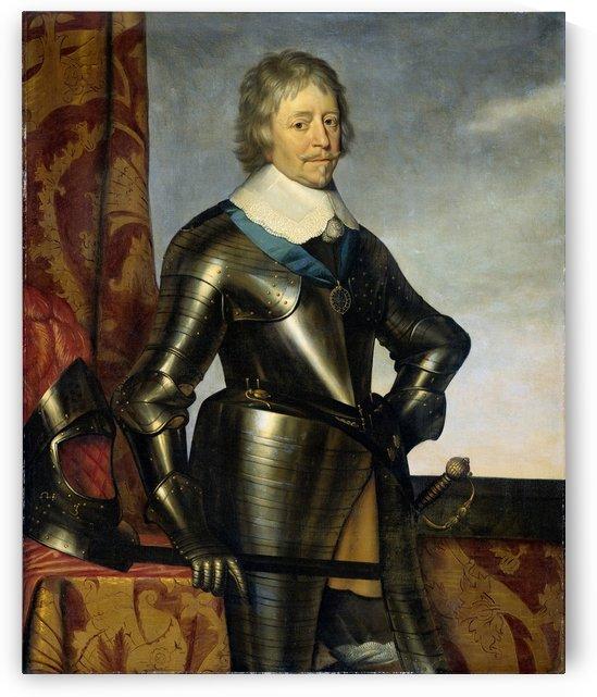 Frederick Henry, Prince of Orange by Gerrit van Honthorst