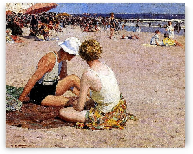 Summer Vacation by Edward Henry Potthast