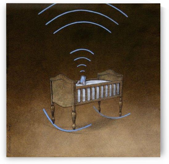 wireless by Pawel Kuczynski