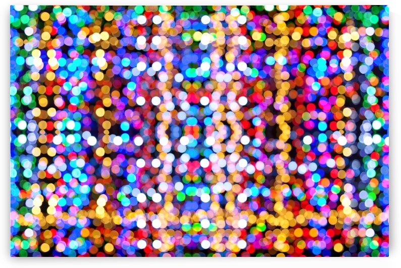 bokeh multicolor by STOCK PHOTOGRAPHY