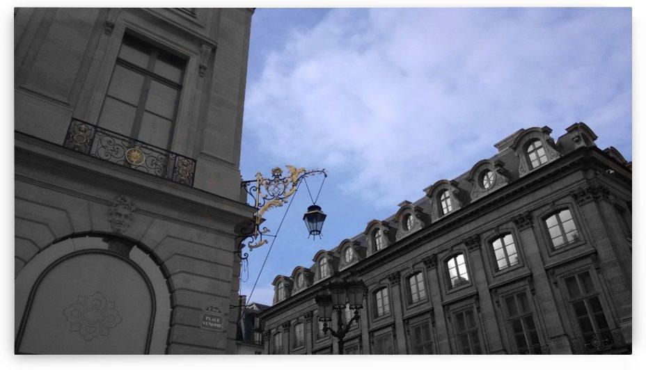 Paris Vendome by splash