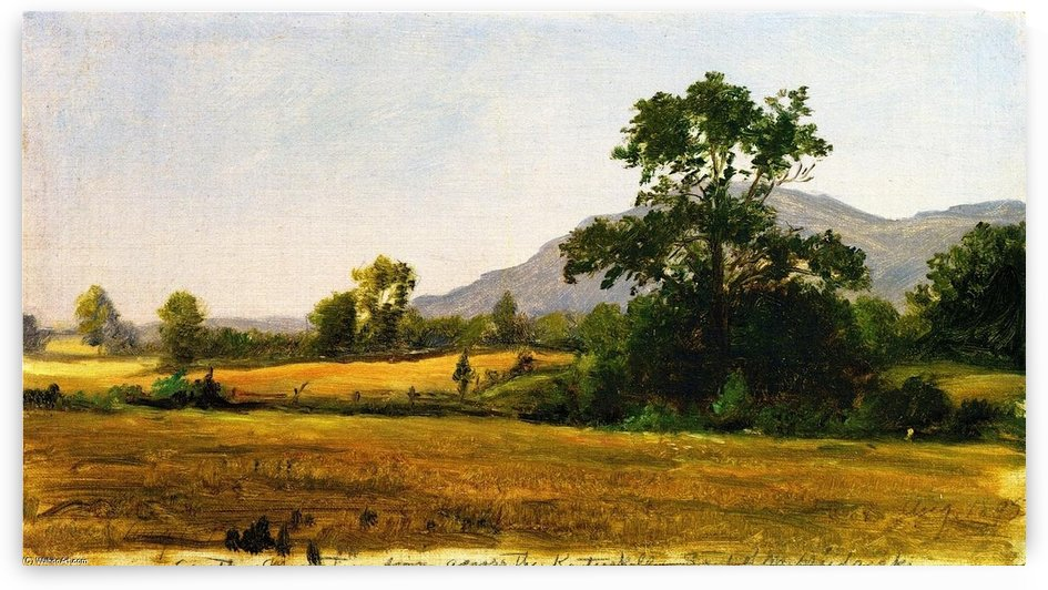 Catskills by Thomas Worthington Whittredge