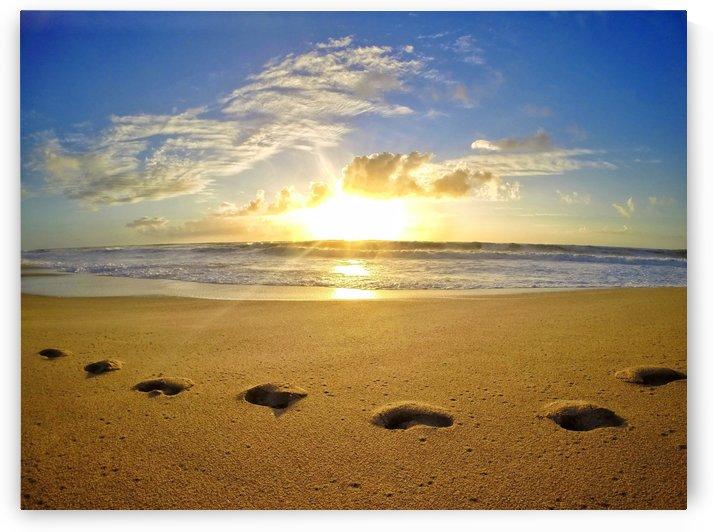 Footprints by Clare Kathleen Cornelius