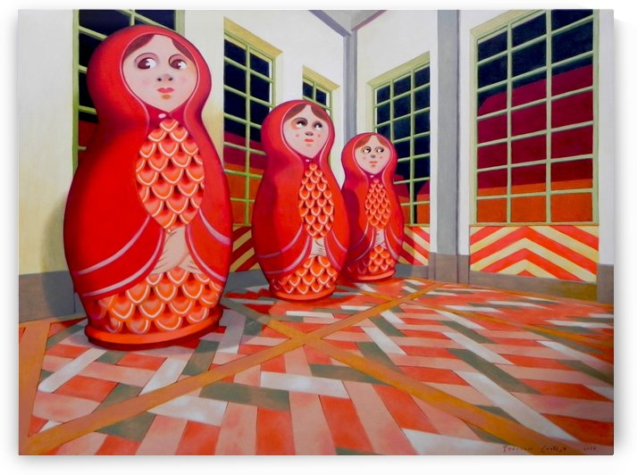 Matryoshka by federicocortese