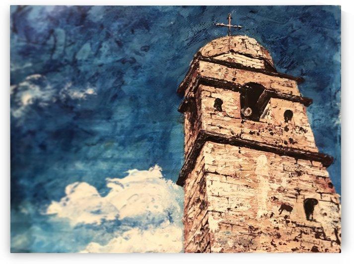 Old Church of Kotor by Adi