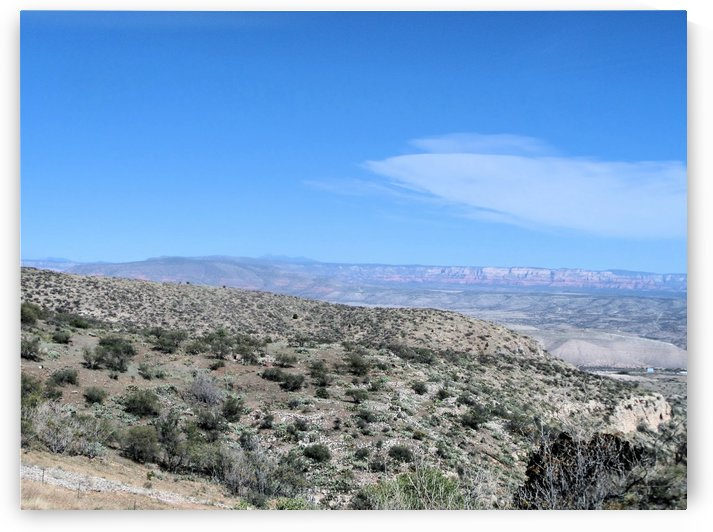 A landscape view of the valley  by Debbie-s Photo Korner