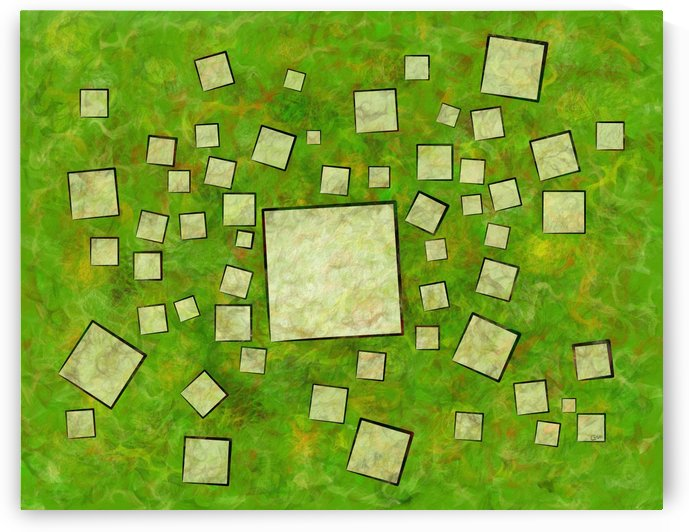 Eccletinos V1 - mosaic map by Cersatti Art