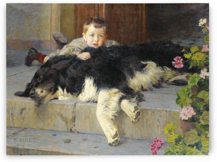 Tableaux et Dessins Anciens by Etienne Dinet