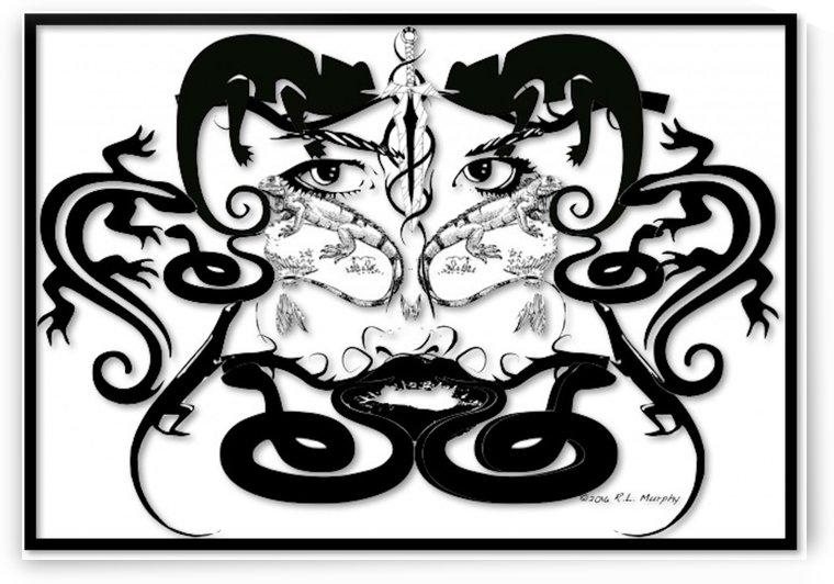 Lizard Queen by R L  Murphy