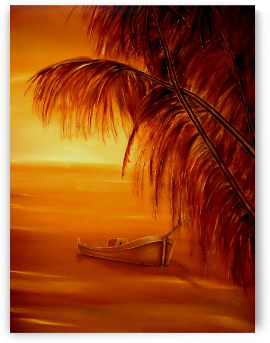 Desert Island by Faye Anastasopoulou