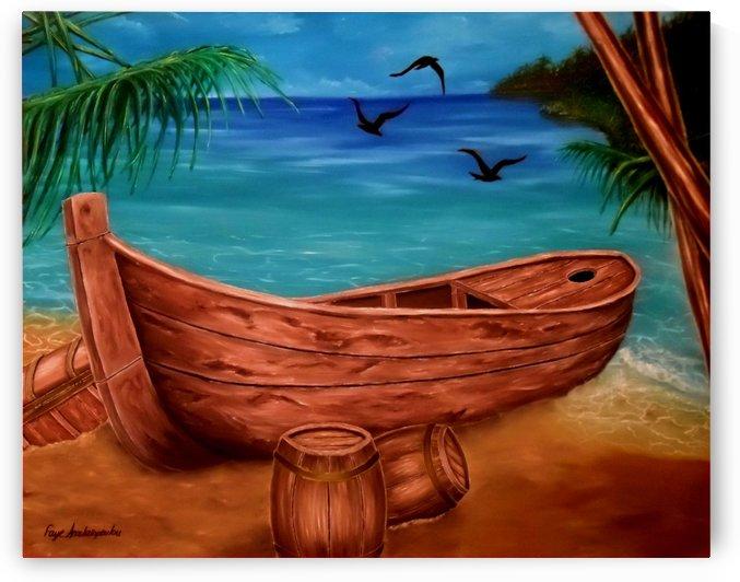 Pirates Story by Faye Anastasopoulou