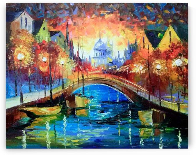 Амстердам by Olha Darchuk