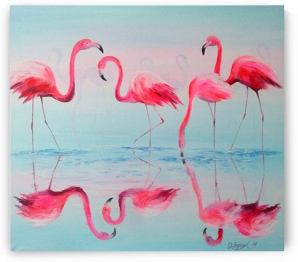 Фламинго by Olha Darchuk