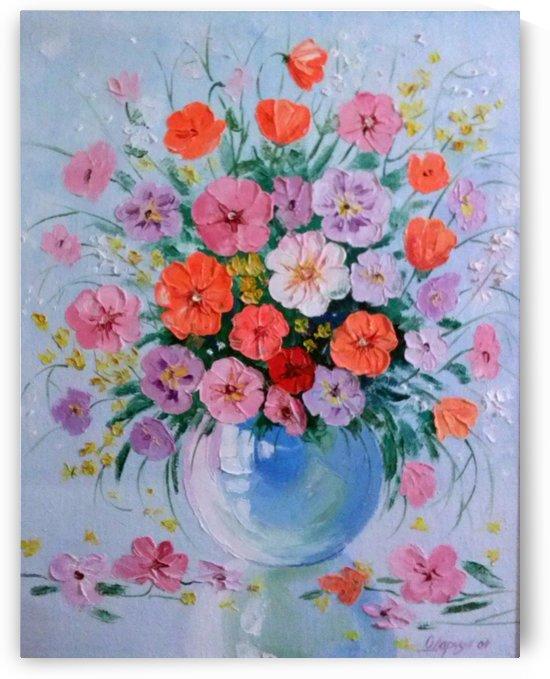 Цветы by Olha Darchuk