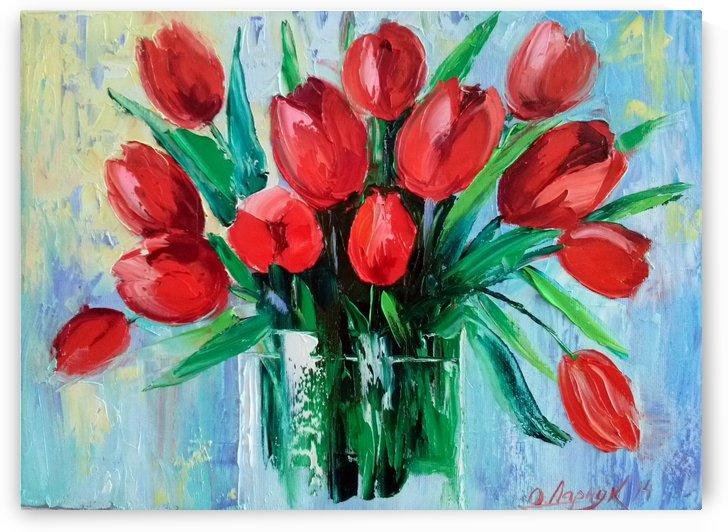 Тюльпаны by Olha Darchuk
