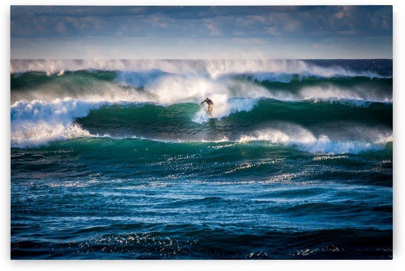 Surfing by Andrea Spallanzani