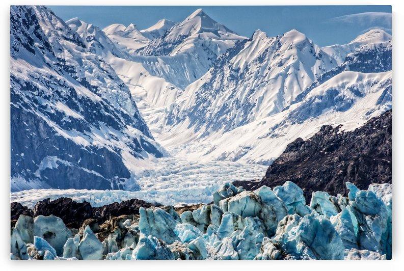 Glacier by Andrea Spallanzani