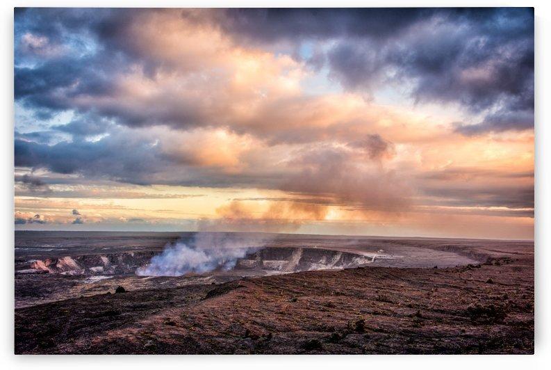 Kilauea by Andrea Spallanzani