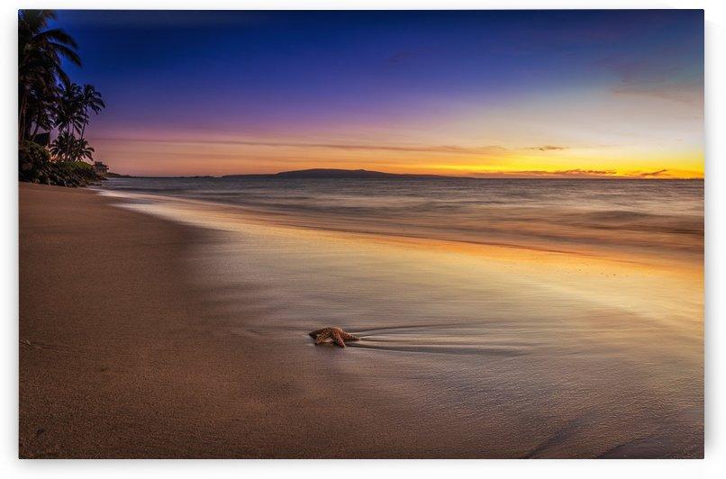 Tropical Sunset by Andrea Spallanzani