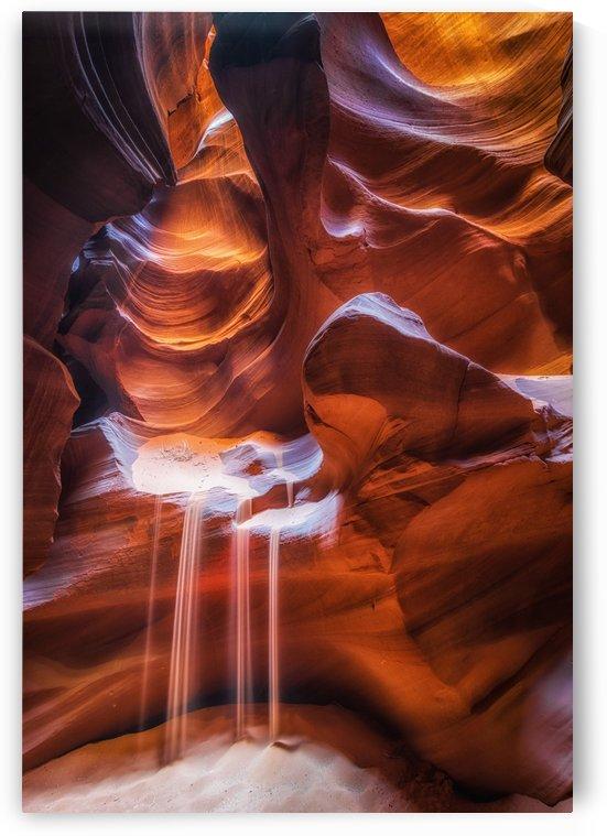Antelope Canyon 4 by Andrea Spallanzani