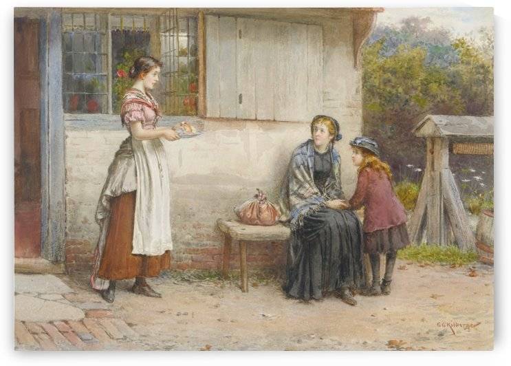 Tennants Auctioneers by George Goodwin Kilburne