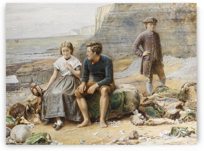Enoch Arden by George Goodwin Kilburne