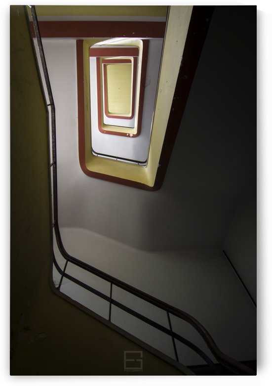 staircase by Emilien Gass