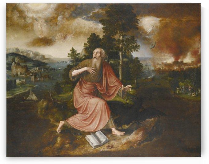 New testament by Jan Massys