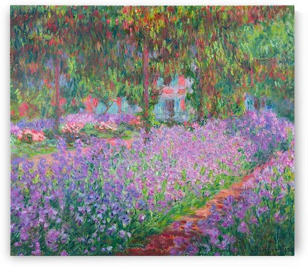 Artists Garden by Monet by Monet