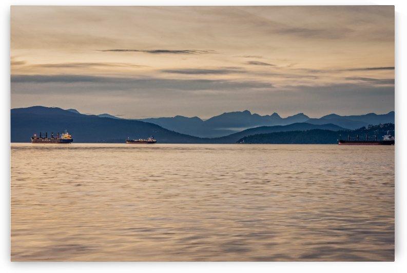 Pacific North West by Andrea Spallanzani