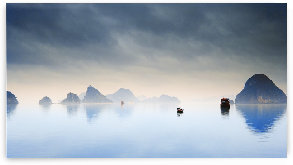 Halong Bay, Vietnam by PacificStock