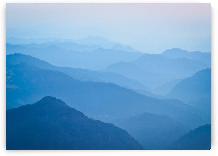 Himalayas by Roshan Raj
